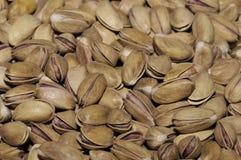 Pistachio nuts. Background of delicious pistachio nuts Stock Photo