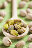 Pistachio nuts Royalty Free Stock Photos