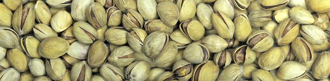 Pistachio Nuts Stock Images