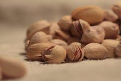 Pistachio nuts Stock Image