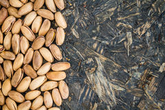 Pistachio Nuts as Texture or Background Royalty Free Stock Images