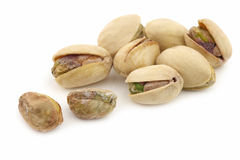 Pistachio nuts Royalty Free Stock Images