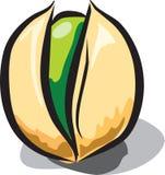 pistachio orzechy ilustracji