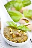 Pistachio pesto Stock Image