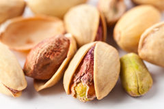 Pistachio, roasted and salted Royalty Free Stock Image