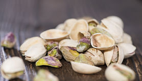 Pistachio Shells Royalty Free Stock Images