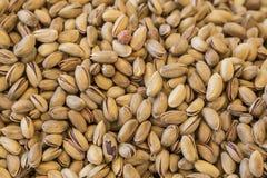 Pistachio texture. Nuts. Green fresh pistachios as texture.  royalty free stock photo