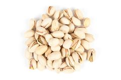 Pistachios 2 Royalty Free Stock Images