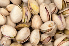 Pistachios Stock Photography