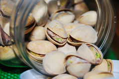 pistachios Fotografia de Stock