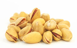 Pistachios Royalty Free Stock Photos