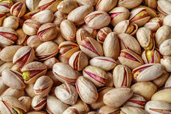 Pistachios background nuts background Stock Photos