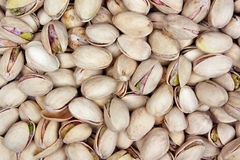 Pistachios  background Royalty Free Stock Image
