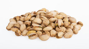 Pistachios batch Royalty Free Stock Photo