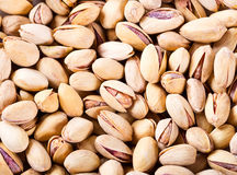 Pistachios. Fresh pistachios as abstract background stock photography