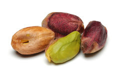 Pistachios nuts royalty free stock images