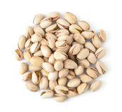 Pistachios nuts Royalty Free Stock Photos