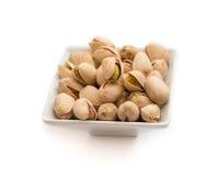 Pistachios nuts Stock Images