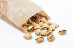 Pistachios in package Royalty Free Stock Images