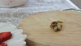 pistachios vídeos de arquivo