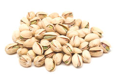 Pistachios In The Shell. Pistachio nuts in the shell Stock Images