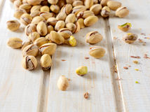 Pistachios snack Stock Photo