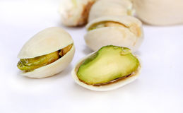 Pistachios Royalty Free Stock Images