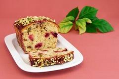 Pistacja tort Zdjęcie Royalty Free