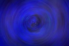 Pistas azules abstractas de la estrella del fondo Fotos de archivo