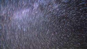Pistas de la estrella Lapso de tiempo 4K metrajes