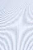 Pistas frescas del groomer de la nieve Foto de archivo libre de regalías