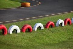 piste d 39 emballage pour karting photo stock image du personne carting 42682996. Black Bedroom Furniture Sets. Home Design Ideas