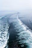 piste de bateau Image libre de droits