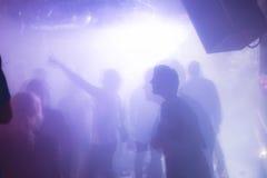 Piste de danse Images libres de droits