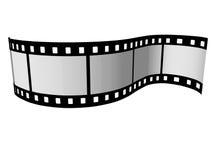 Piste de film Image stock