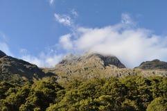 Piste de Routeburn, Nouvelle Zélande Photo libre de droits