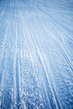 piste de texture de snowmobile Photos stock
