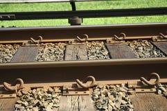 Piste de train images stock