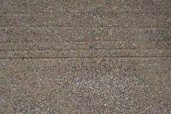 Piste della gomma nella sabbia Fotografia Stock