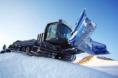 Piste machine (snow cat) Stock Photography