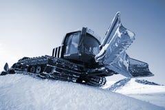 Piste machine (snow cat) Royalty Free Stock Photos