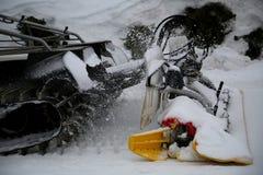 Snowcat - 2 Stock Images