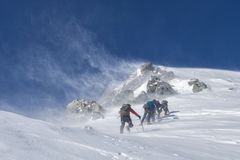 Piste, Ski Touring, Ski Mountaineering, Mountain Range