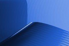Pistes bleues Photos stock