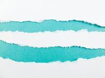 Pistes bleues photographie stock
