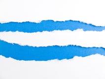 Pistes bleues photos libres de droits