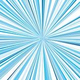 Pistes bleues de fond Image libre de droits