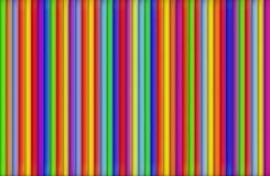 Pistes colorées Images libres de droits