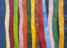 Pistes colorées Photographie stock