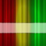 Pistes colorées abstraites. Image stock